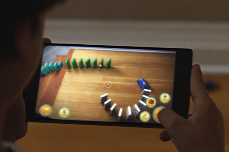 Unity will soon add support for Google's AR platform, Project Tango