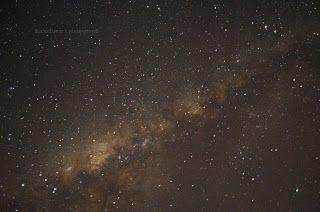 Milky Way di pantai tanjung bira, Bulukumba-Makassar