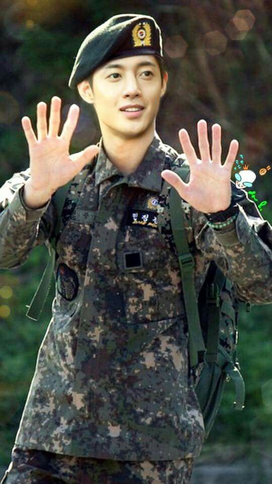 Looking forward for your comeback oppa after your enlistment .. One month to go , ,,,