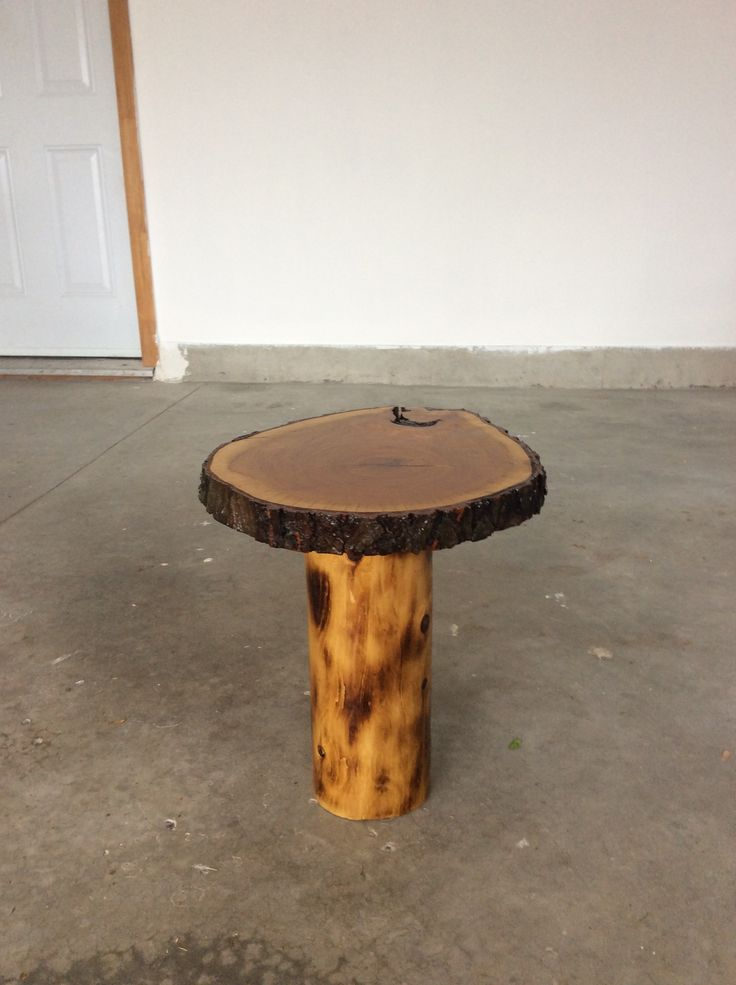 Cherry Cookie End table
