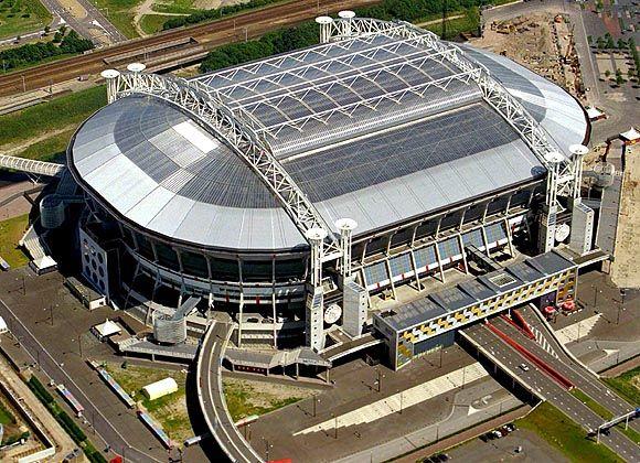 Amsterdam Arena (Amsterdam, Netherlands) By Rob Schuurman & Sjoerd Soeters