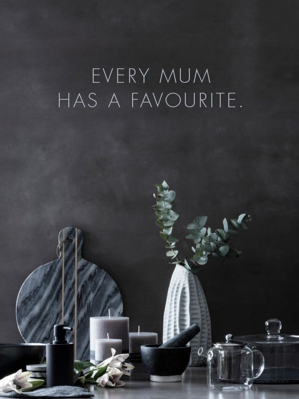 With our curated collection of Mother's Day gifts, it won't be hard to convince your mum who her favourite is.