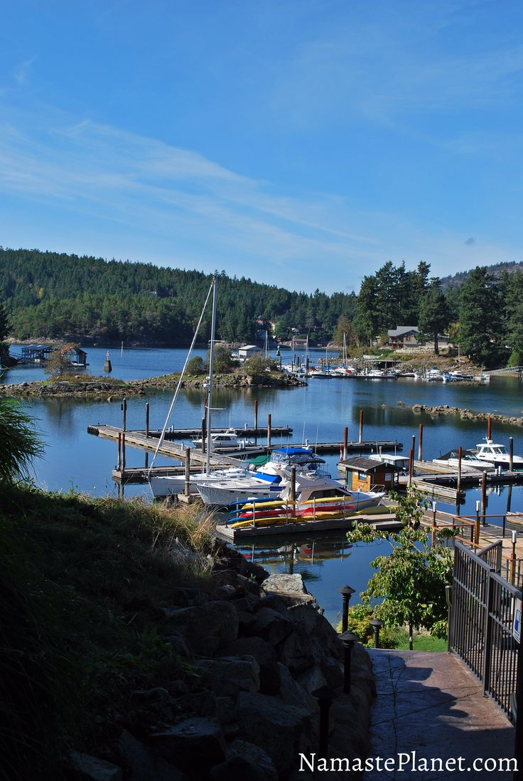 Painted Boat Resort, Sunshine Coast, British Columbia, Canada