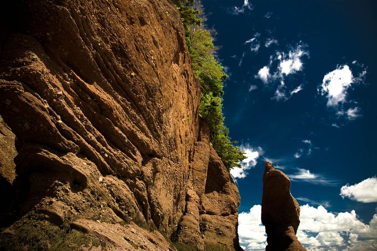 The Hopewell Rocks in New Brunswick. | 34 Reasons The Maritimes Is The Best Place On The Planet