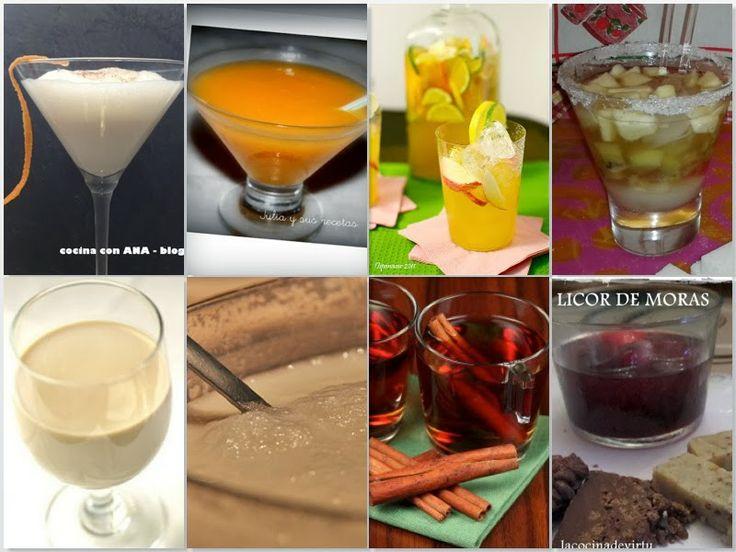 Bebidas Especiales para las Fiestas Navideñas