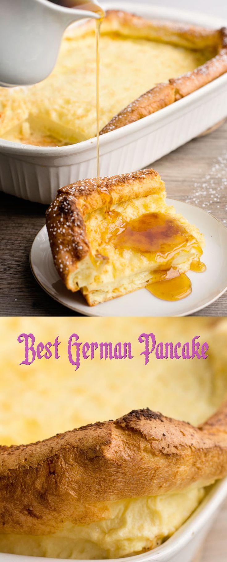 Best German Pancake
