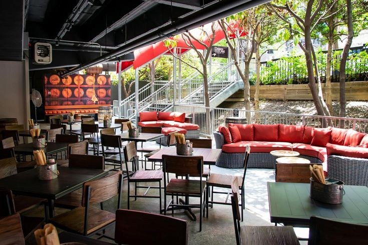 Down One Bourbon Bar Has The Best Front Porch In Downtown