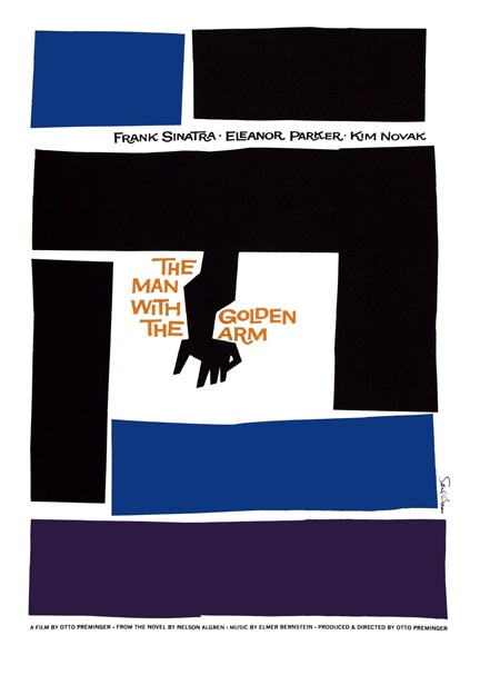 Saul Bass poster for the1955 film.