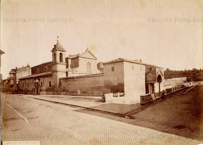 Basilica di San Clemente Anno: 1872 ca