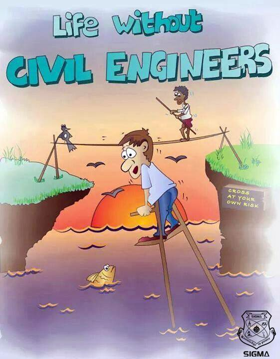 Cheers for our Civil Engineering Students!!