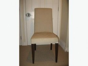 Log In needed FREE: four dining room parson chairs