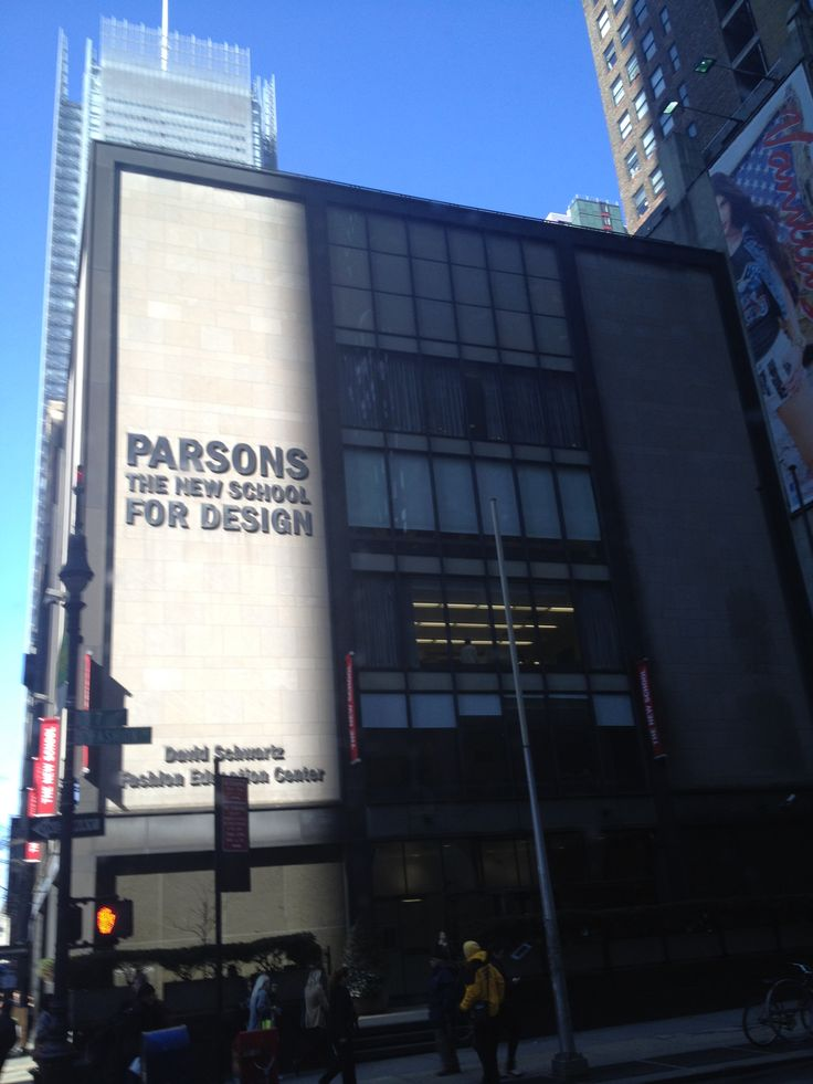 parsons, nyc
