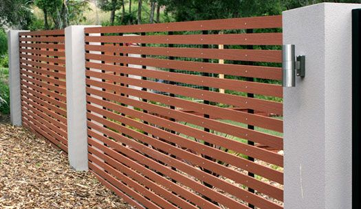 Fencing and Cladding - EnviroSlat