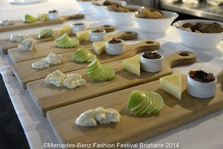 Some of Blackbird's delicious offerings at the lunch