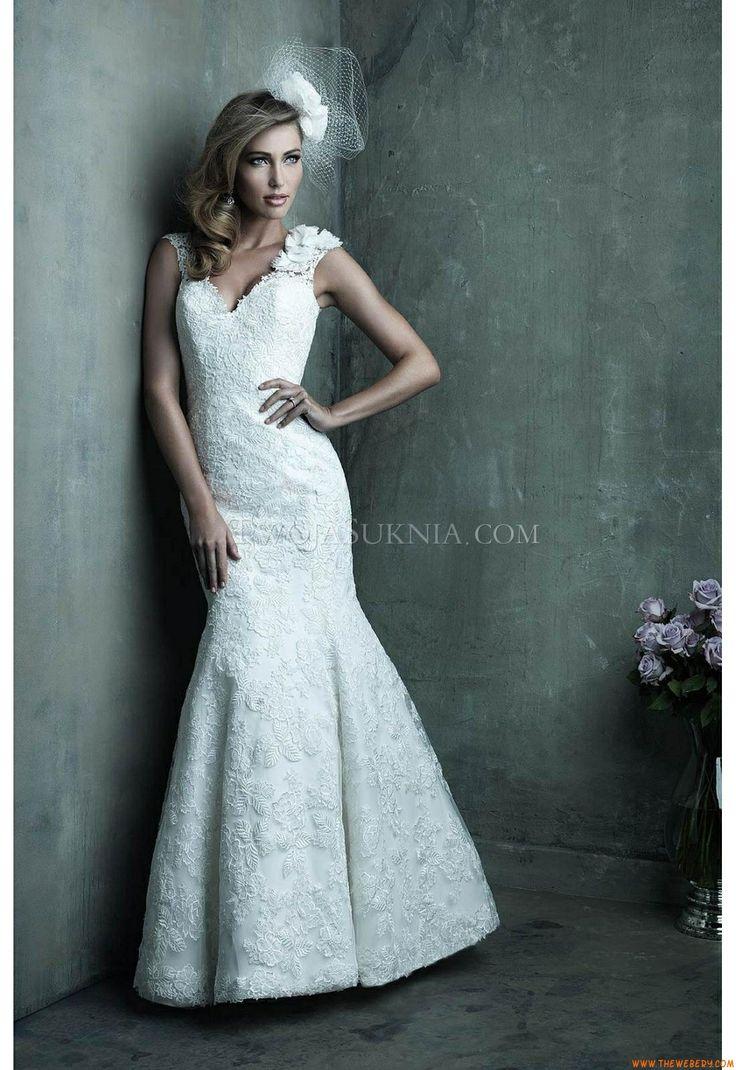 75 best abiti da sposa Allure wedding dress images on Pinterest ...