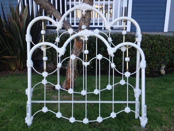 22 mejores imágenes de Victorian Iron Beds en Pinterest | Hierro ...