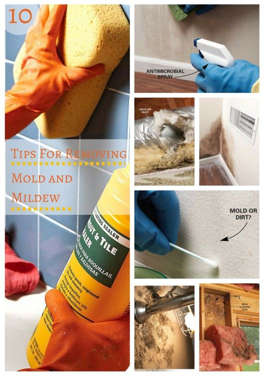 how to clean mildew from naugahyde