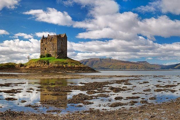 A Monty Python nyomában: a skóciai Stalker kastély  