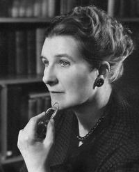Stella Gibbons. She wrote a satirical parody of the gloomy books she hated and it was both superb and a hit.