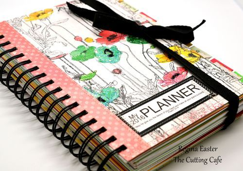 Lovely Journal using the @wermemorykeepers #Cinch from @TheCuttingCafe