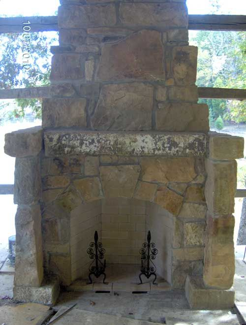 25 best outdoor fireplace images on pinterest outdoor Patio Fireplace with Stone Oven Patio Stone Walls