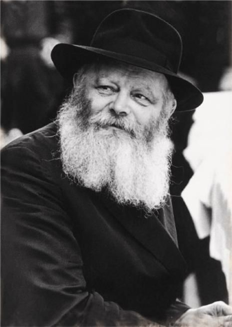 A dozen faces of the Rebbe