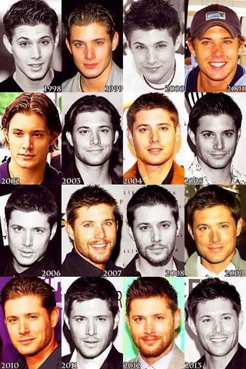Jensen Ackles   I don't know who this is but he's like really hot