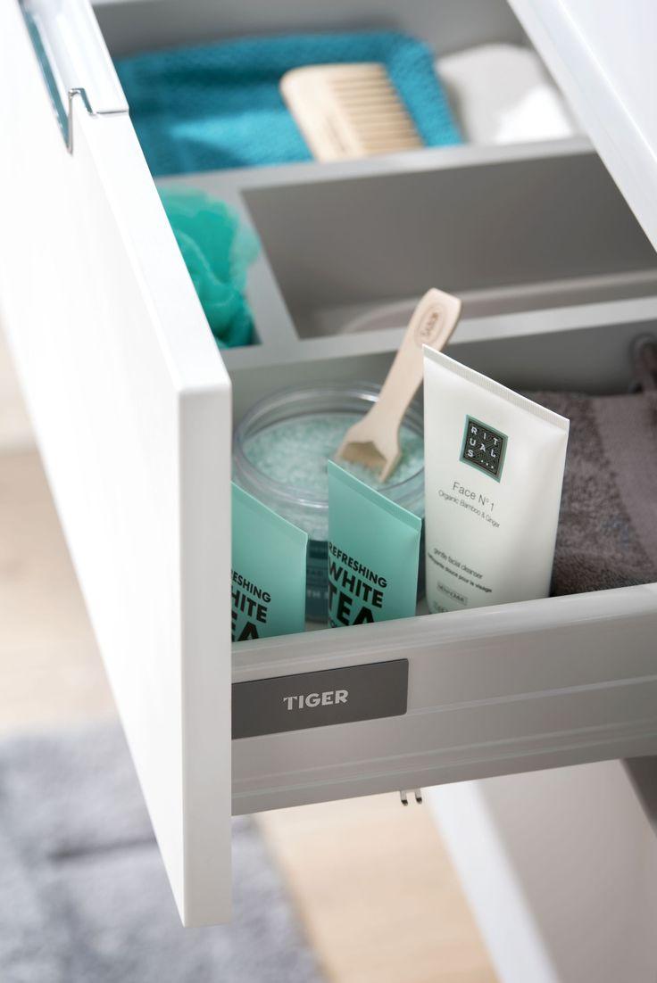 Tiger drawer