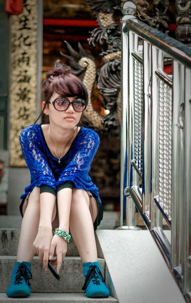 AFP: Japonská móda se stále více zajímá o míšenky