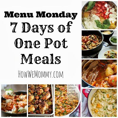 Menu Monday October 14, 2013 One Pot Meals I can help you be healthier in 90 days...that's only 3 months! Just in time for summer....get healthier and start losing weight! Stop wondering...the product works:) Start your challenge here> www.SkinnyWithJess.com You will need 3 bottles for the challenge!