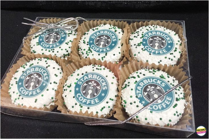 Chocolate dipped #oreos for #Starbucks are a sweet #promotionalitem - http://promoanalzyer.com