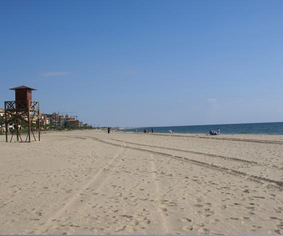 Playa de Isla Canela (Ayamonte - Huelva)