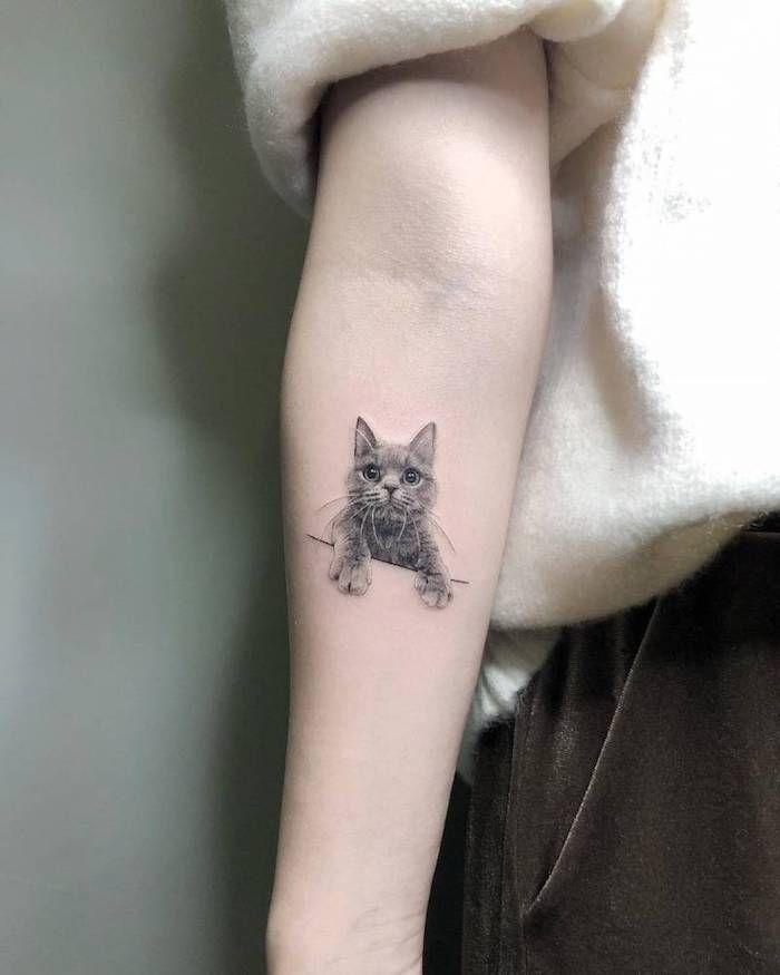 1001 Ideen Und Modelle Fur Schone Kleine Tattoos Mit Bildern