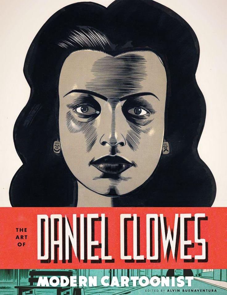 32 best comic studies images on pinterest comic books comics and the art of daniel clowes modern cartoonist fandeluxe Gallery