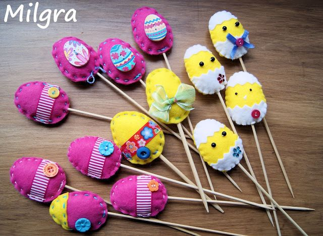 MILGRA: Wielkanocne dekoracje