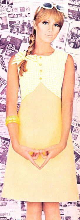 the-cavern: Pattie Boyd for Showtime Magazine - April 1967