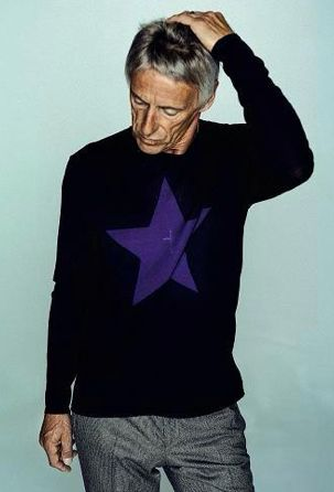 Paul Weller for his new range Real Stars Are Rare - simply sublime!