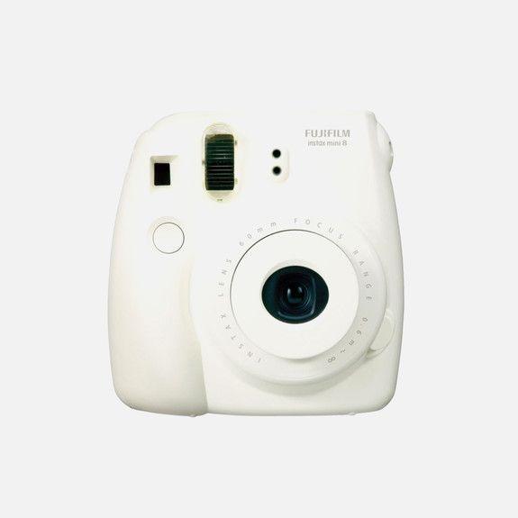 Fujifilm - Instax Mini 8 Camera with Free Film & Carry Case