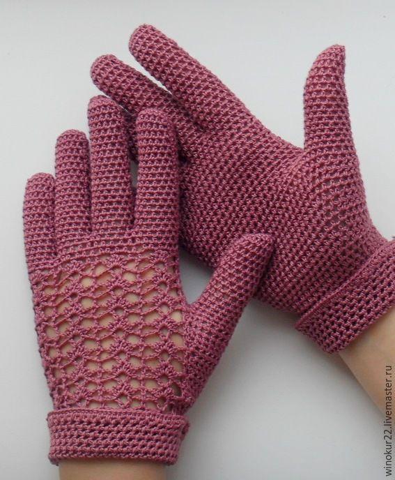 """Купить Перчатки """"Джеральдин"""" - перчатки, перчатки женские, ажурные перчатки, летние перчатки, ретро стиль"""