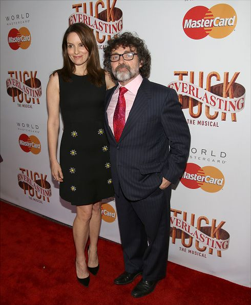 Pictures Of Tina Fey Jeff Richmond Anne Hathaway And