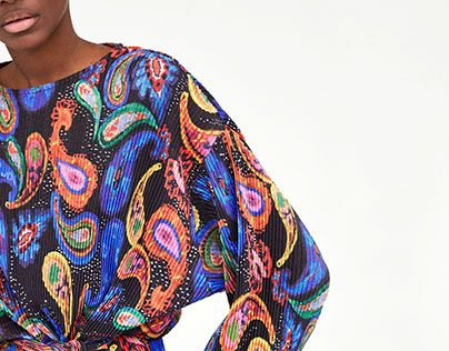 """Check out new work on my @Behance portfolio: """"ZARA - TRF - paisley all over print"""" http://be.net/gallery/61164517/ZARA-TRF-paisley-all-over-print"""