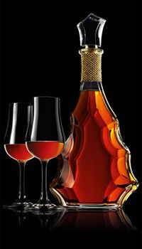 Camus Cognac Cuvee 3.128 -      Borderies, France; US2,500 (759 ml)     With upwards of 140 years in the distilling business, the  Camus family has had more than enough time to perfect its craft. The result of five  generations of innovation, the prestigious Cuvée 3.128 is this French dynasty's  masterwork. Blended from three different eaux de vie that have been aged up tp 44 years.