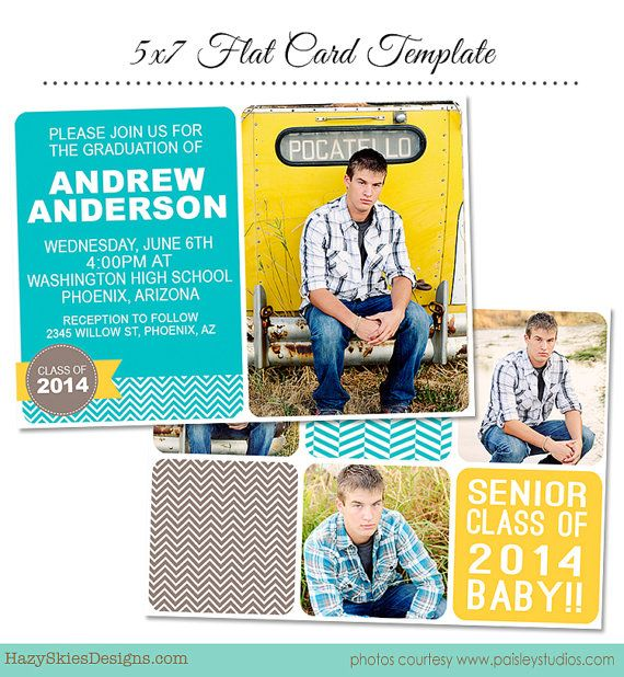 48 best graduation announcement design templates images on - graduation announcement template