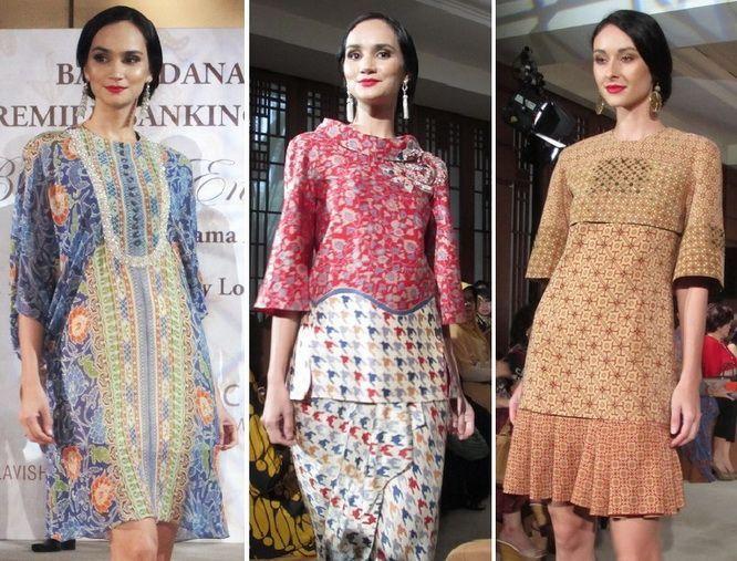 Batik Danar Hadi bekerjasama dengan Bank OCBC NISP dan desainer Hutama Adhi, Sebastian Gunawan, dan Didi Budiardjo, menggelar koleksi premium bertema 'The Beauty Of Enchanting Flower'.