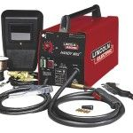 Little Wire Welder? Large Welder? What kind of arc welding machine to choose for workshop? See For Yourself...