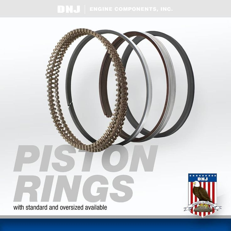 Piston Ring Set by DNJ Engine Components. We carry quality and reliability in our products certified with ISO 9001 ISO 9002 and QS9000. With standard or oversized for a perfect fit for a hassle free installation made to meet or exceed the highest quality standards.  www.enginecomponents.com Toll Free. 1-(800)-981-7625  #fastshipping #enginecomponents #engineproducts #engine #warehouse #mechanics #pistonrings #autoparts #engineparts #carparts #gmc #chevrolet #dodge #chrysler #jeep #toyota…