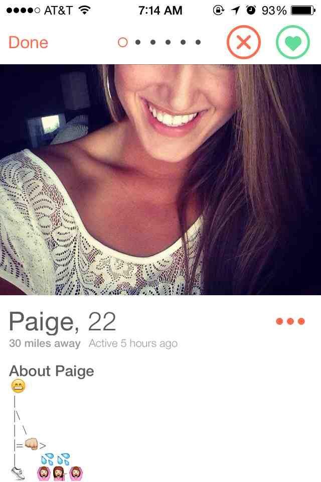 Dating Girl Tinder.