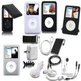 TsirTech 15 Piece iPod classic Accessory Bundle Kit