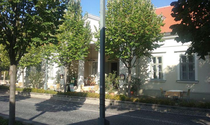 Street view, Balatonfured