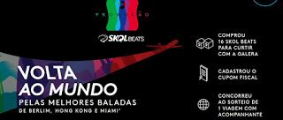 Promoção Skol Beats 2017